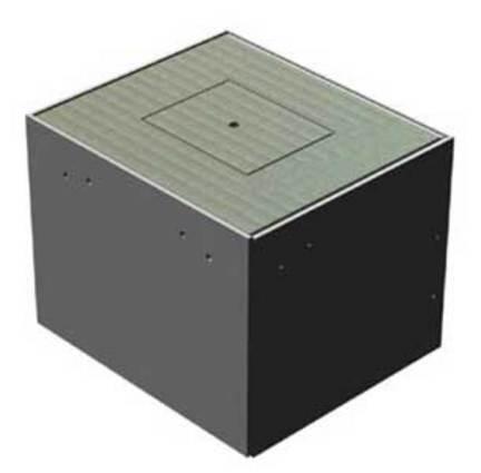 Versa-Com Half Box (Flush Mount)