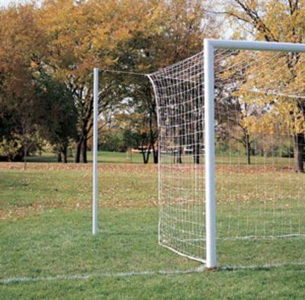 Backpost Net Support for Elite I, II, III Sleeved Soccer Goals - Set of 4