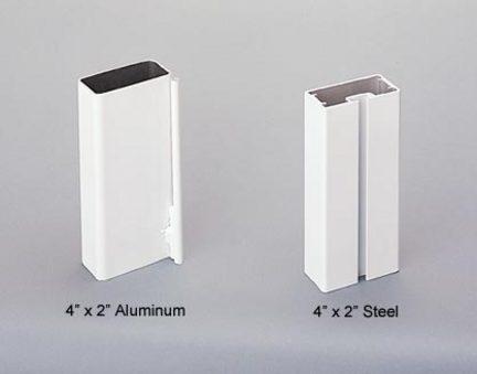 "4"" x 2"" Steel Ground Sleeve"