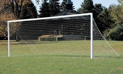 8' x 24' Nets for Elite I, II, III Sleeved Soccer Goals - 1 Pair