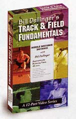 Triple Jump (Video) by John Gillespie (VHS)
