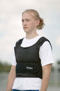 10 lbs. PowerMax Weight Vest