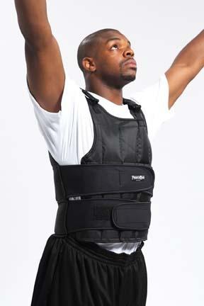20 lbs. PowerMax Weight Vest