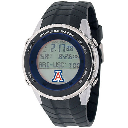 Arizona Wildcats NCAA Schedule Watch from Game Time