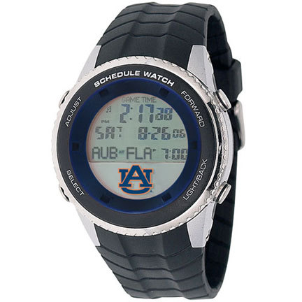 Auburn Tigers NCAA Schedule Watch from Game Time