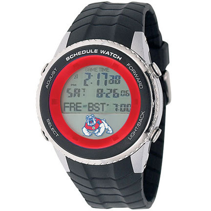 Fresno State Bulldogs NCAA Schedule Watch from Game Time