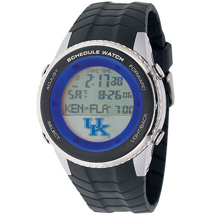 Kentucky Wildcats NCAA Schedule Watch from Game Time