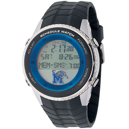 Memphis Tigers NCAA Schedule Watch from Game Time