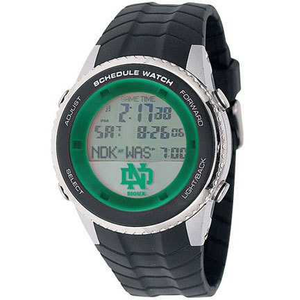 North Dakota  Sioux NCAA Schedule Watch from Game Time