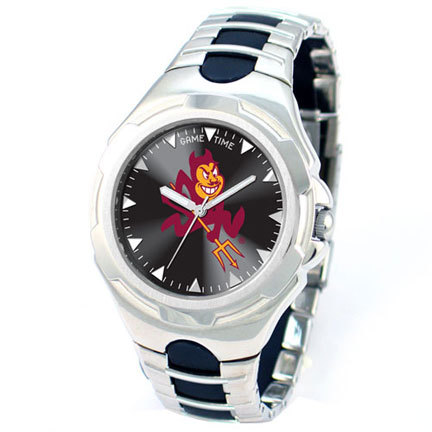 Arizona State Sun Devils Victory Series Watch from Game Time GTW-COL-VIC-ASU