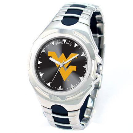 West Virginia Mountaineers Victory Series Watch from Game Time GTW-COL-VIC-WVU