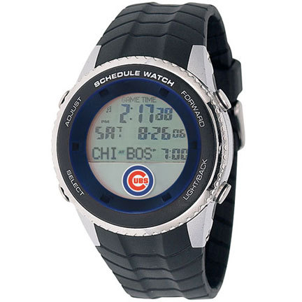 Chicago Cubs Schedule Watch from Game Time