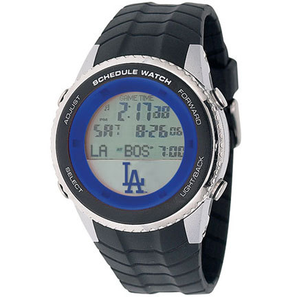 Los Angeles Dodgers Schedule Watch from Game Time