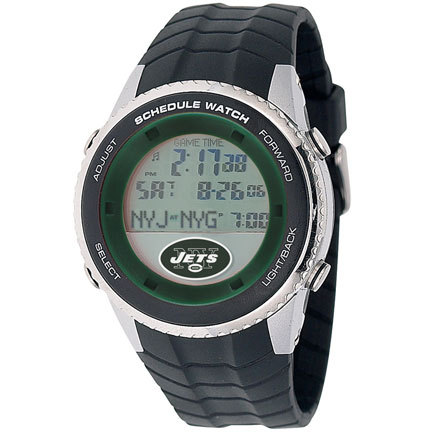New York Jets Schedule Watch from Game Time