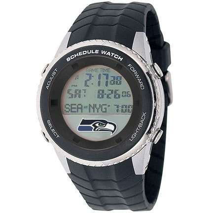 Seattle Seahawks Schedule Watch from Game Time