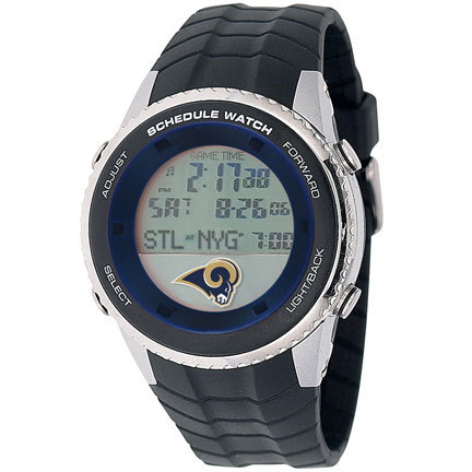 St. Louis Rams Schedule Watch from Game Time