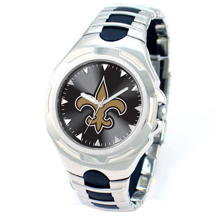 New Orleans Saints Victory Series Watch from Game Time