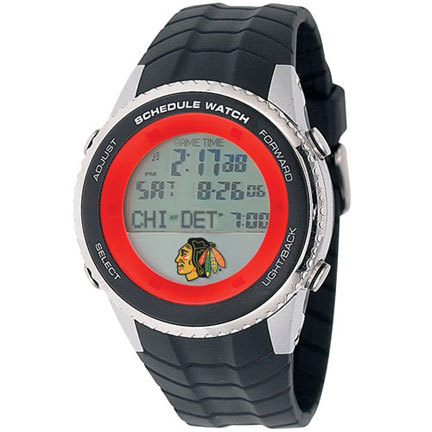 Chicago Blackhawks Schedule Watch from Game Time