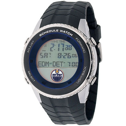 Edmonton Oilers Schedule Watch from Game Time