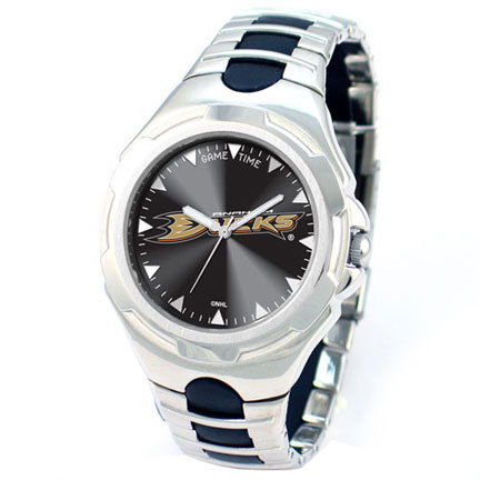 Anaheim Ducks Victory Series Watch from Game Time
