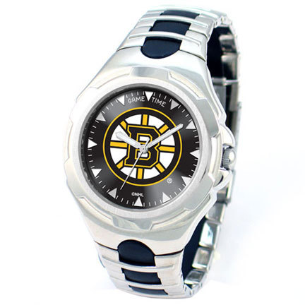 Boston Bruins Victory Series Watch from Game Time