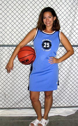Atlanta Ladies' Streetball All Stars Jersey Dress