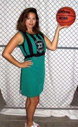 Miami Ladies' Streetball All Stars Jersey Dress