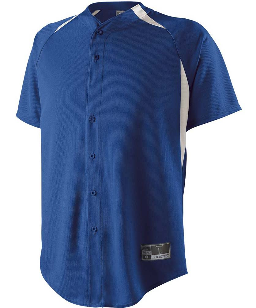 "Mens ""Octane"" Baseball / Softball Jersey from Holloway Sportswear"