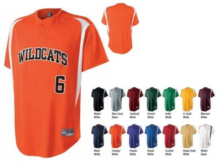 "Mens ""Razor"" Baseball / Softball Jersey from Holloway Sportswear"