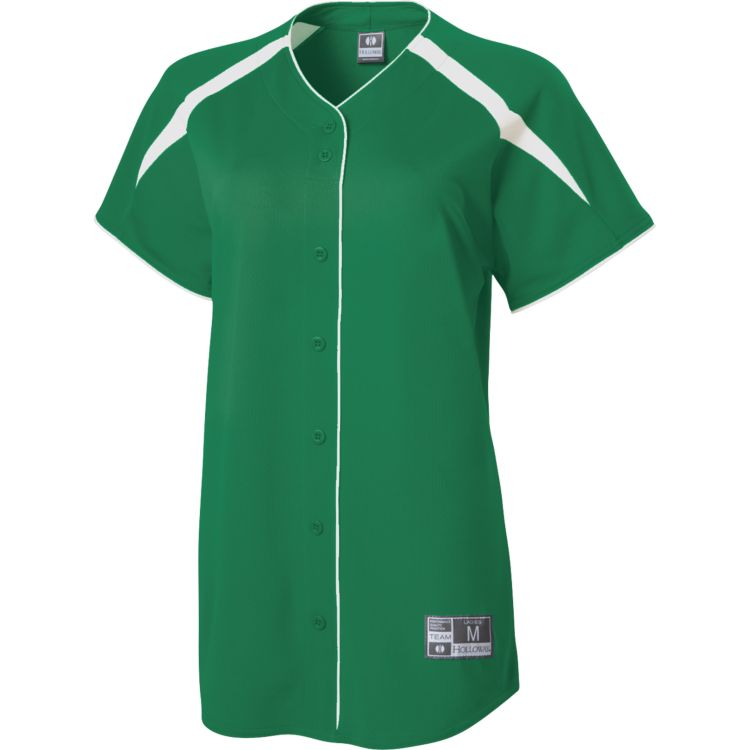 "Ladies ""Blaze"" Baseball / Softball Jersey from Holloway Sportswear"