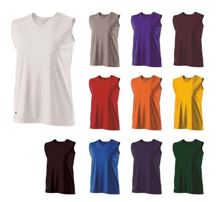 """Flex"" Ladies' Sleeveless Shirt (2X-Large) from Holloway Sportswear thumbnail"