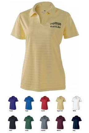 """Ladies' """"Clubhouse"""" Shirt from Holloway Sportswear"""