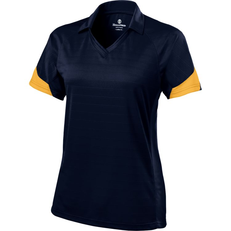 "Ladies ""Ambition"" Polo Shirt (2X-Large) from Holloway Sportswear"