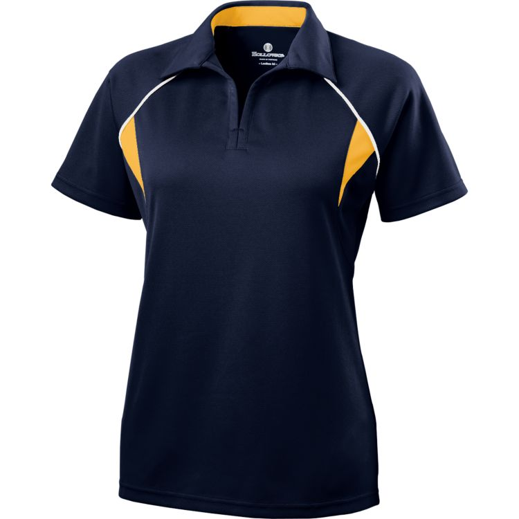 "Ladies ""Vengeance"" Polo Shirt from Holloway Sportswear"