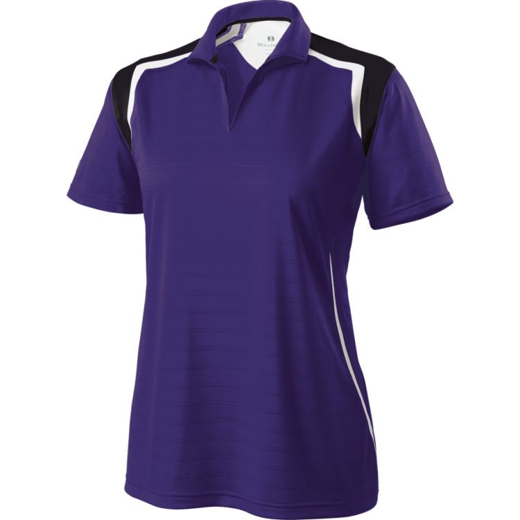 "Ladies ""Catalyst"" Polo Shirt from Holloway Sportswear"
