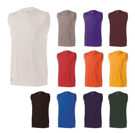 Flex Unisex Sleeveless Shirt (2X-Large) from Holloway Sportswear