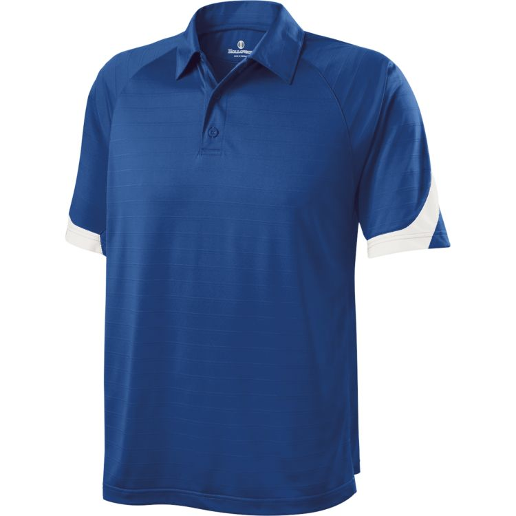 "Ambition"" Polo Shirt (2X-Large) from Holloway Sportswear"