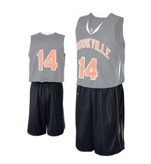 "Men's ""Brookville"" Basketball Jersey / Tank Top from Holloway Sportswear"