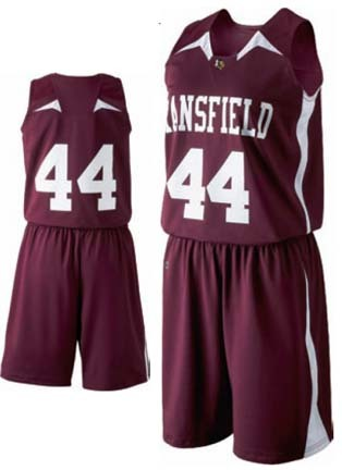 "Ladies' ""Mansfield"" Basketball Jersey / Tank Top from Holloway Sportswear"