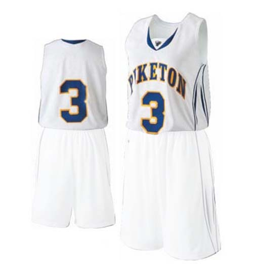 "Ladies' ""Piketon"" Basketball Jersey / Tank Top from Holloway Sportswear"