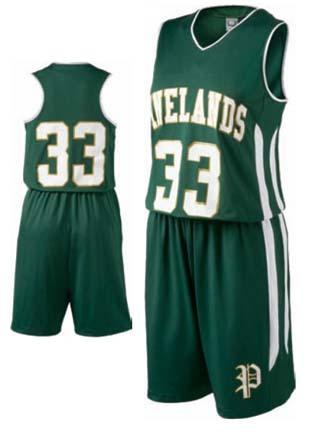"Ladies' ""Pinelands"" Basketball Shorts from Holloway Sportswear"