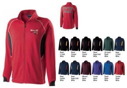 "Youth ""Momentum"" Jacket from Holloway Sportswear"