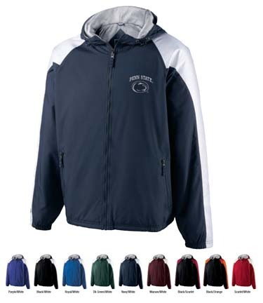 "Youth ""Homefield"" Jacket from Holloway Sportswear"
