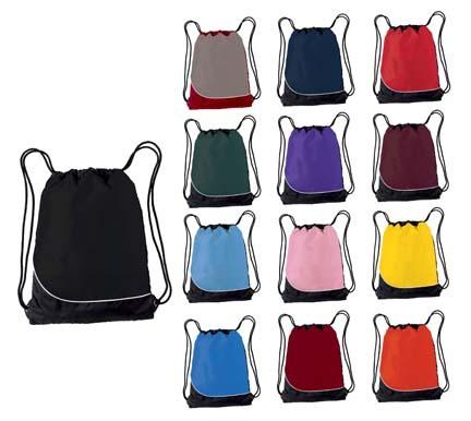 """Day-Pak"" Gear Bag (Cinch Sack) from Holloway Sportswear thumbnail"