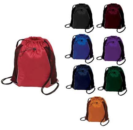 """Ultimate-Pak"" Gear Bag (Cinch Sack) from Holloway Sportswear thumbnail"