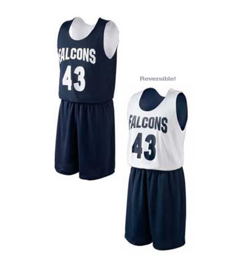 Halfcourt Reversible Unisex Basketball Jersey / Tank Top from Holloway Sportswear