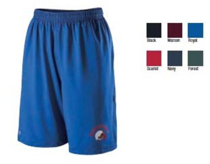 Power Unisex Shorts from Holloway Sportswear