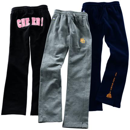 "Ladies ""Axis"" Suprema™ 80/20 Sweatshirt Pants from Holloway Sportswear"
