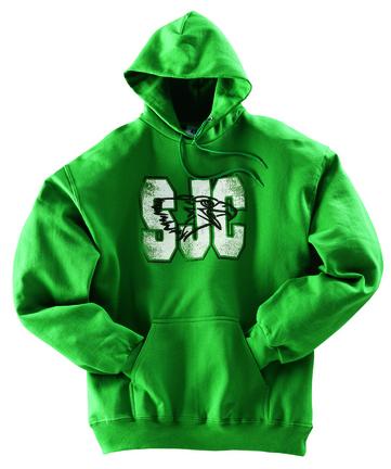 50/50 Hood Pullover Sweatshirt (Colors) from Holloway Sportswear