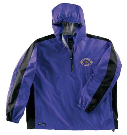 Rally Nylon Windbreaker Pullover Jacket From Holloway Sportswear (3X-Large)
